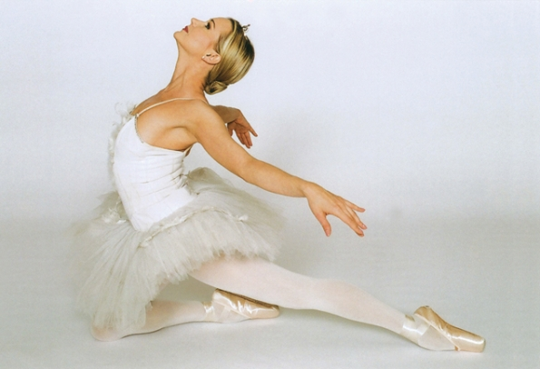 image of a ballet dancer